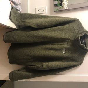 Price Firm! The North Face Fleece Jacket XL TG